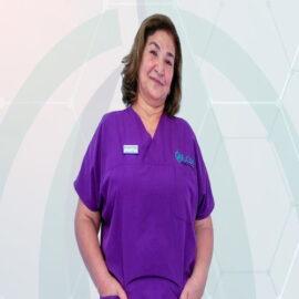 Melek - IVF Krankenschwester
