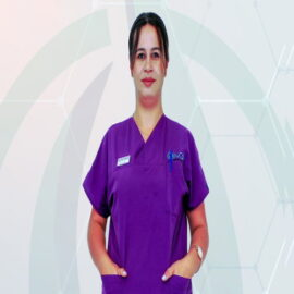 Nazli - IVF Krankenschwester