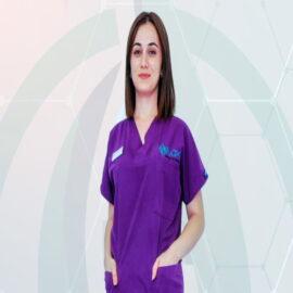 Nurdan - IVF Krankenschwester